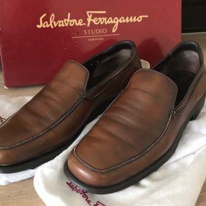 Salvatore Ferragamo Poncho Size 8